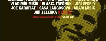 Křest DVD Pocta Václavu Havlovi